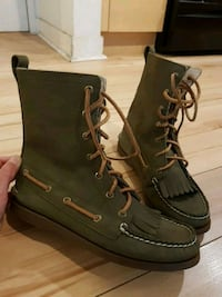 Sperry Top-Sider boots, Size 6 1/2 Vancouver, V6B