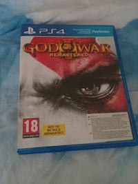 GOD OF WAR remastered ps4 oyun Takas Izmir