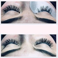 Eyelash extensions Waterloo Regional Municipality