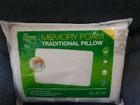 Dream Serenity memory foam pillow