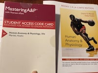 Human Anatomy and Physiology 10th Ed w Access code!! Toronto, M1V 1Z9