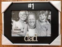 Dad Photo Frame (New)  FREDERICK