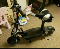 black and gray stationary bike Hyattsville, 20783
