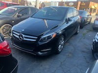 2015 Mercedes-Benz B250 4matic nav bluetooth awd  Toronto