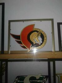 Ottawa senators stained glass art  Gatineau, J8Z 1T7