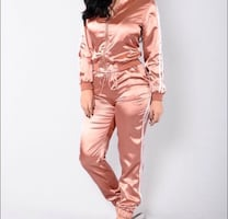 Fashion Nova TrackSuit