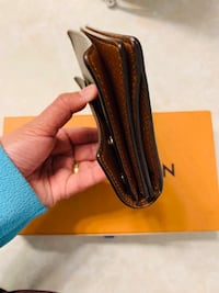 Louis Vuitton wallet with chain  Calgary, T2J 5H6