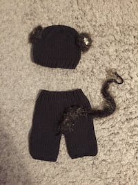 Monkey Crochet for baby