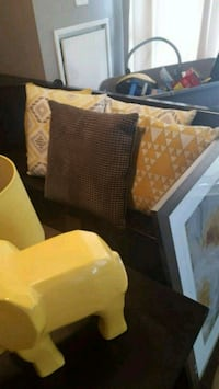 Yellow and grey bedroom bundle  Oakville, L6H 0E4