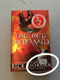 The red pyramid (book) Røyken, 3440