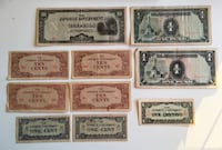 Lot of 1940s WWII Japanese Imperial Territorial  Calgary, T2R 0S8