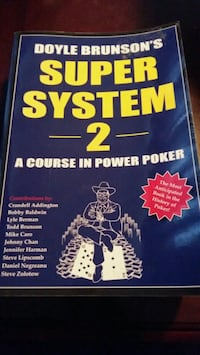 Doyle Brunson's super system  London, N6A
