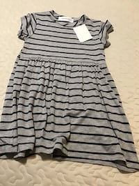 """Antistar girl"" striped dress size 3T Toronto, M1E 4S4"