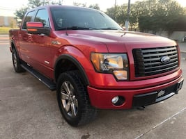 2012 Ford F-150 FX4 4x4 SuperCrew 145-in