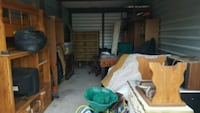 Entire Storage unit  (400.00) Houston, 77055