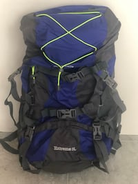 Hiking Camping Fishing Hunting Outdoor Traveling Backpack (50L)