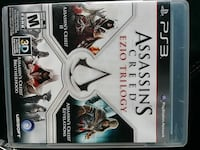 Assassin's Creed Revelations PS3 game case Des Moines, 50316
