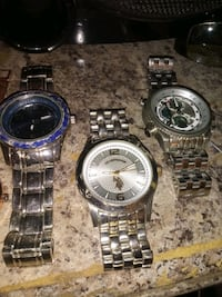 all three watches