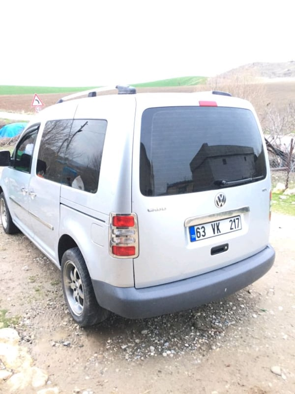 Volkswagen - Caddy - 2008 9
