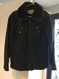 Ladies leather boomer jacket Vaughan, L4H 1E2