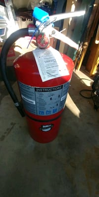 20LB BUCKEYE FIRE EXTINGUISHER Lake Elsinore, 92530