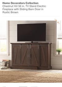 Tv stand Fireplace Electric heater Apple Valley, 92307