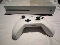 white Xbox One console with controller Broken Arrow, 74012
