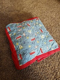 quilted folding nap mat