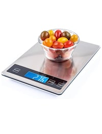 NEW! ELECTRONIC KITCHEN SCALE FOOD ACCURATE DIET HEALTH WEIGHT PORTION