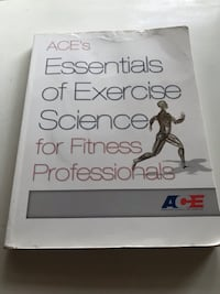 ACE Essentials of Exercise Science Vancouver, V5Y