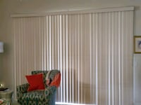 """verticle blinds 131.5"""" x 94.5"""" Cape Coral, 33909"""