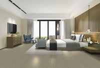 Update Your Home With Gray Cork Flooring From Forna $2.89 SQ/FT