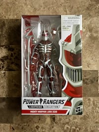 Power Rangers Lightning Collection Lord Zedd Collectible Figure