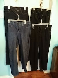 Jeans. Size 8 and 10