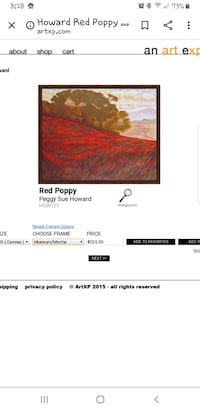 RED POPPY by PEGGY SUE HOWARD. ITEM HOW101. RETAIL Pawtucket, 02861