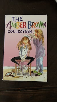 The Amber Brown Collection book Southaven, 38672