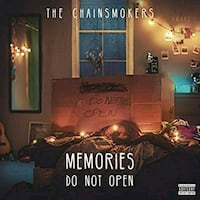 CHAINSMOKERS MEMORIES DO NOT OPEN. Brand new  Courtice, L1E 2G2