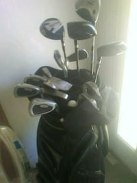 Whole set of Connexxion clubs like new   Virginia Beach, 23462