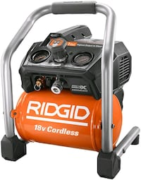 RIDGID 18V Air Compressor  Queens, 11361