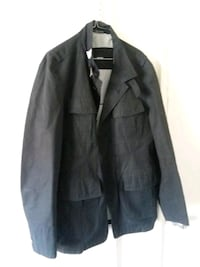 Hugo Boss Military Style Jacket Coat 40R Hyattsville, 20783