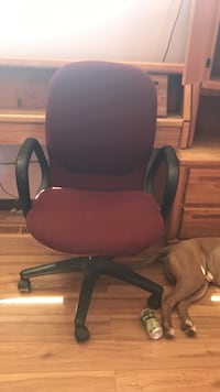 red office chair West Valley City, 84120