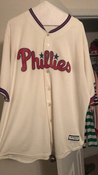Authentic Phillies Baseball Jersey Mobile, 36608