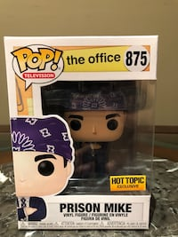 Prison Mike HT Exclusive - The Office Funko Pop! Pickering