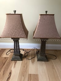 Pair of lamps Dunkirk, 20754