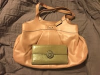 Genuine Coach Purse and Wallet Martinsburg, 25404