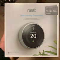 Nest Learning Thermostat Calgary, T2J 0Y4