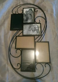 NEW beautiful steel iron picture frame decoration Rosamond