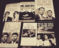 six novel books Wakefield, WF2 8DD