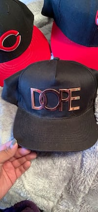 Men's Dope hat Mountain View, 94043