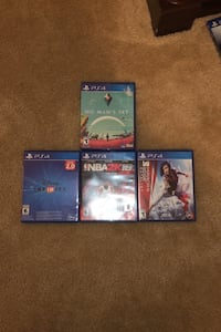 PS4 GAMES Springfield, 22153